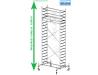 Rusztowanie aluminiowe jezdne KRAUSE - STABILO 10
